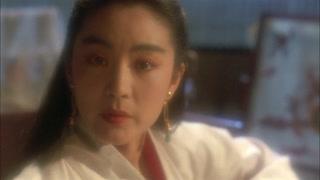 《东方不败》被林青霞美貌吓哭的女子!