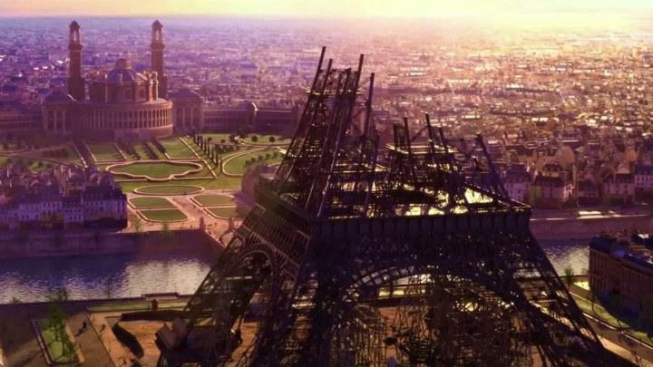 了不起的菲丽西 花絮3:古典巴黎 (中文字幕)