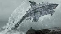 变异鲨鱼掀起城市浩劫,大逃杀尽显人性弱点