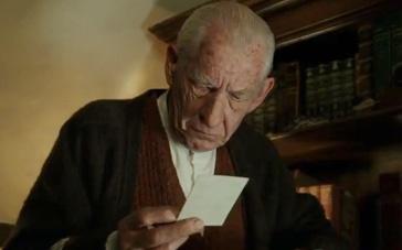 《福尔摩斯先生》首支中文片段 大侦探老年迟暮