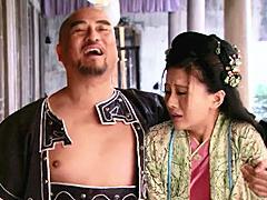 武松-36:玉兰遭蒋门神劫持 孙二娘欲救武松