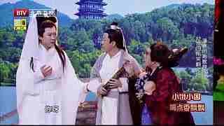 跨界喜剧王 潘粤明分饰四角笑翻全场161015