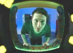 《无敌破坏王》主题曲MV 游戏机带你穿越电玩世界