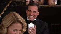 第68届金球奖颁奖礼 电视部门喜剧类最佳男演员吉姆·帕森斯获奖感言