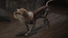 阿丽塔 狗狗复活隐藏彩蛋