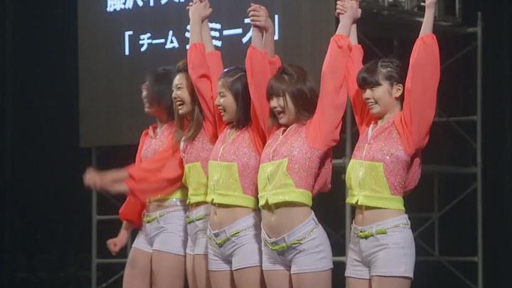 女孩舞步 日本预告片