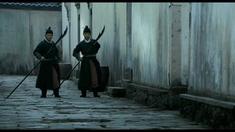 倭寇的踪迹 片段之神秘剑客挑战四大门