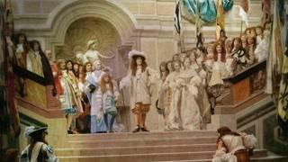 """路易十四像是一个被宠坏的孩子,很可能说""""何不食肉糜""""之类的话"""