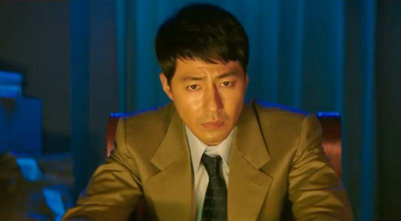 《王者》预告片 赵寅成郑雨盛权力世界展开对决