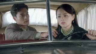 武仲明醒来发现上了蒋宝珍的车 美女对帅哥一路调笑加嘲讽?