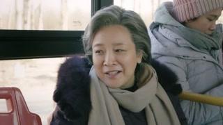 《姥姥的饺子馆》姜桂芳前去车站接方达 自己反而迷了路