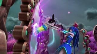 女王出手孔雀遭遇致命危机 魔法失灵宝剑不受控制怎么办?