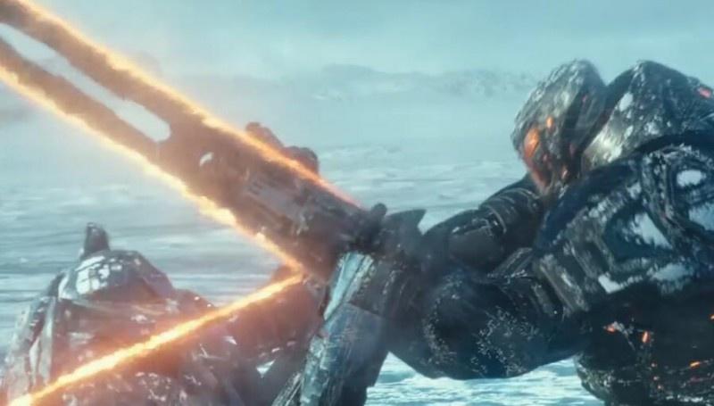 《环太平洋:雷霆再起》IMAX预告