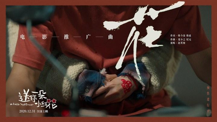 送你一朵小红花 MV1:赵英俊献唱《花》 (中文字幕)