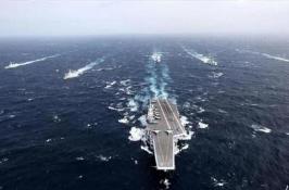 辽宁舰:瞄准更远海!