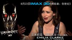 终结者:创世纪 中文制作特辑之主创IMAX采访