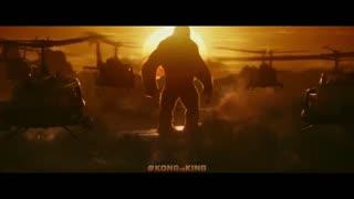 《金刚-骷髅岛》电视宣传片