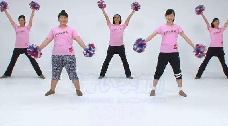 《Cheer☆Dance》宣传预告 片中拉拉队舞蹈公开
