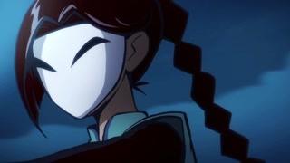 蒙面刺客梅花十三 这么帅气一定是个女孩子吧