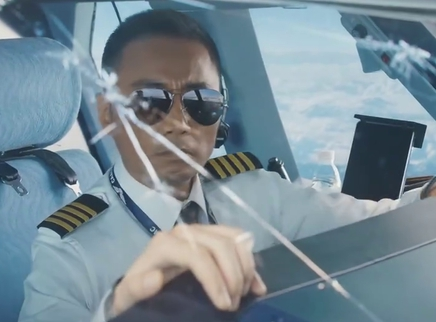 《中国机长》口碑特辑 一路逆袭夺单日票房冠军