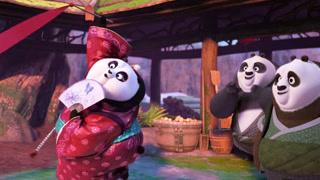 好撩人的熊猫小姐姐