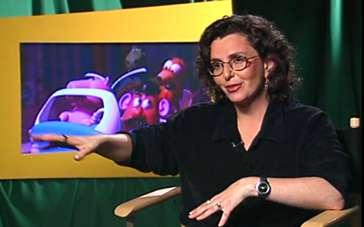 《玩具总动员2》特辑 Galyn Susman
