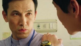 李秀明和柳承民进入了疯人院 两人成了同病房的病友