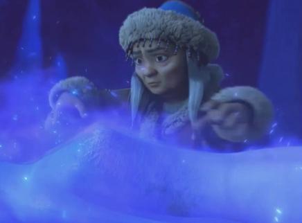 《冰雪女王4:魔镜世界》幕后特辑 诚意打造夏日首选清凉佳作