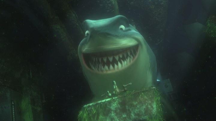 """海底总动员 片段: """"Shark Testimonies"""""""