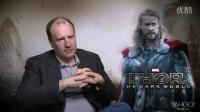 《雷神2:黑暗世界》主创人员接受雅虎电影采访1