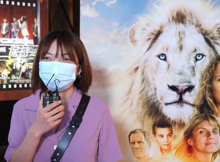 """《白狮奇缘》热映获好评 引发""""云撸狮""""观影后遗症"""