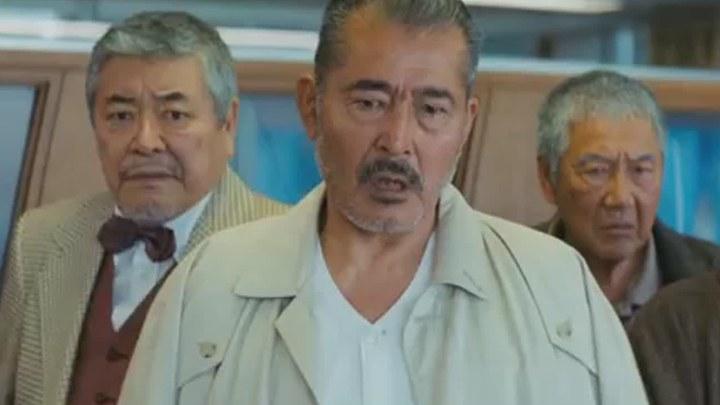 龙三和他的七人党 日本预告片1