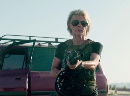 《终结者:黑暗命运》今日公映 《终结者》系列20年来评分最高新作
