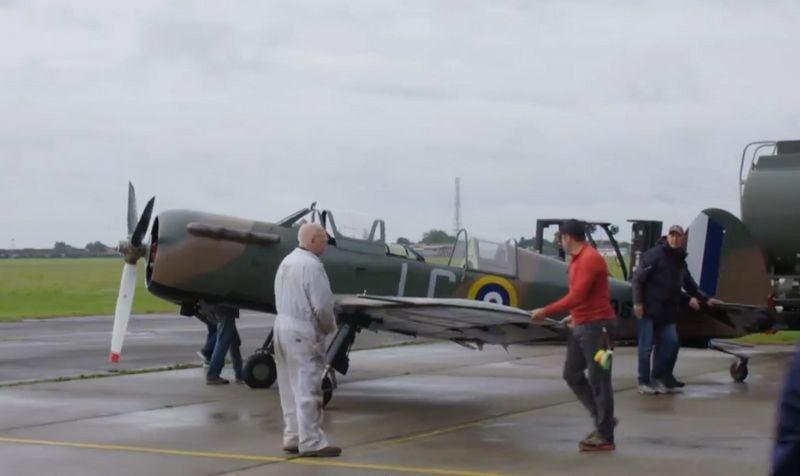 《敦刻尔克》日版飞机空战拍摄特辑