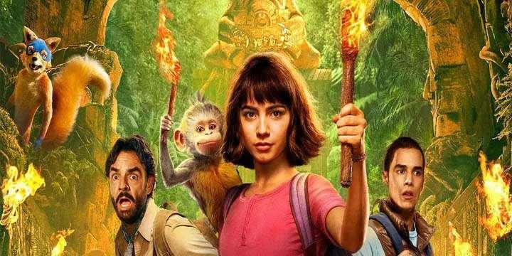 《爱探险的朵拉:消失的黄金城》全新预告 开启神奇秘境探险