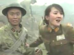 壮士出川-3至4:葛薇为找到张抗不顾炮火攻击