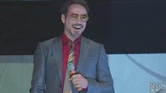 小罗伯特·唐尼ComicCon