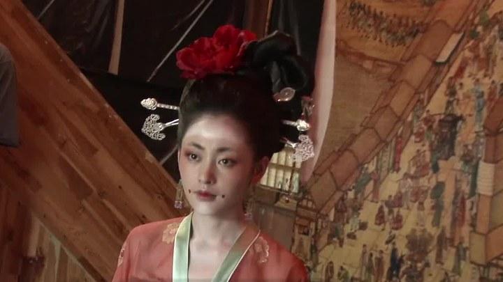 """妖猫传 花絮3:张天爱""""三白妆""""特辑 (中文字幕)"""