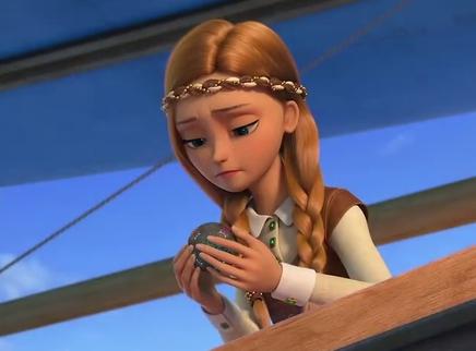 《冰雪女王4》梦幻特辑 绚丽画面尽显魔法之美