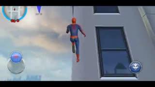 小锋解说 手机版《超凡蜘蛛侠2》游戏解说实况第一期:我是纽约市的守护者