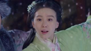 《女医明妃传》霍建华x刘诗诗大型狗粮,谈恋爱的心炸裂出来