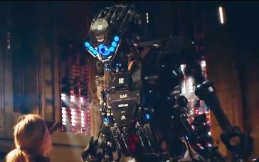《杀戮指令》中文版预告片 未来战士决战杀戮机器