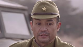 《我的父亲我的兵》加藤线报得知羊角崖被袭击 立即前往支援