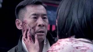 《剿匪英雄》马诗红这造型帅呆了,百年不遇的帅哥啊