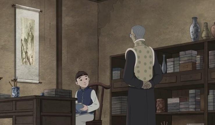 《大鸾——周恩来童年读书的故事》预告片