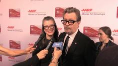 第17届AARP杂志电影颁奖晚会 红毯采访