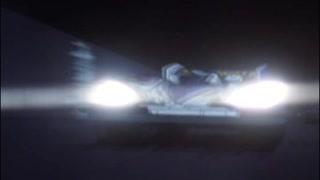 小豪在隧道内使用旋风冲锋龙卷风!居然还能开灯行驶!