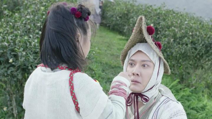 西游记女儿国 片段1:茶园认亲 (中文字幕)