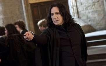 《哈利·波特与死亡圣器(下)》片段 哈利潜入霍格沃茨