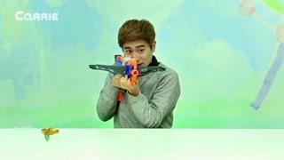 凯文和游戏  凯文的超级粒子枪玩具 精华版